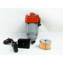 ТФС -2020/2405  (бортовое питание – 12 вольт;  пропускная способность – 5 л/мин  Мощность двигателя, до 300 л.с.  L=210 Ø 95)