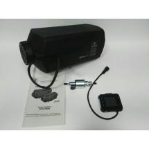 Автономный воздушный отопитель Атлант АирМакс 5000D 24v ) ( с цифровым пультом управления )